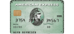 Les 1 omtale om American Express Green Card